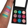 Makeup Revolution Pressed Glitter Palette, Abracadabra