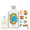 Calvin Klein CK One Summer Edition Eau De Toilette (100 ml) / CK One (15 ml)