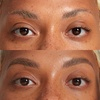 NYX Professional Makeup Eyebrow Cake Augenbrauenpuder, Brunette
