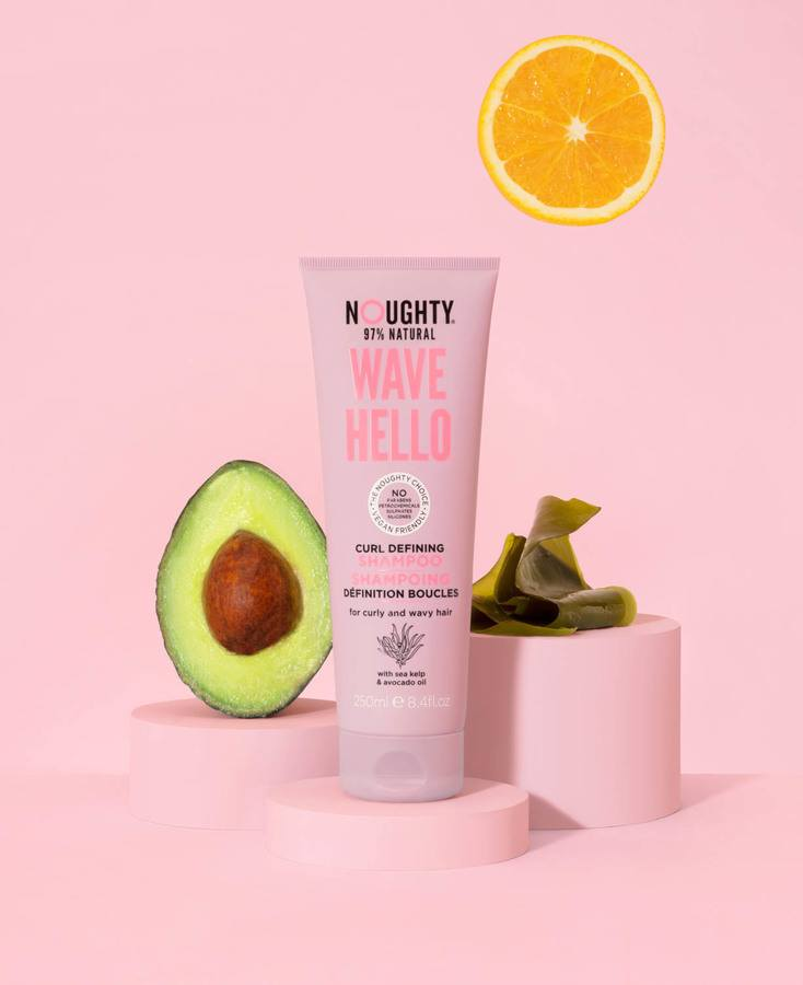 Noughty Wave Hello Shampoo 250 ml