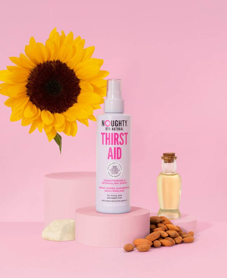 Noughty Thirst Aid Conditioning And Detangling Spray (250ml)