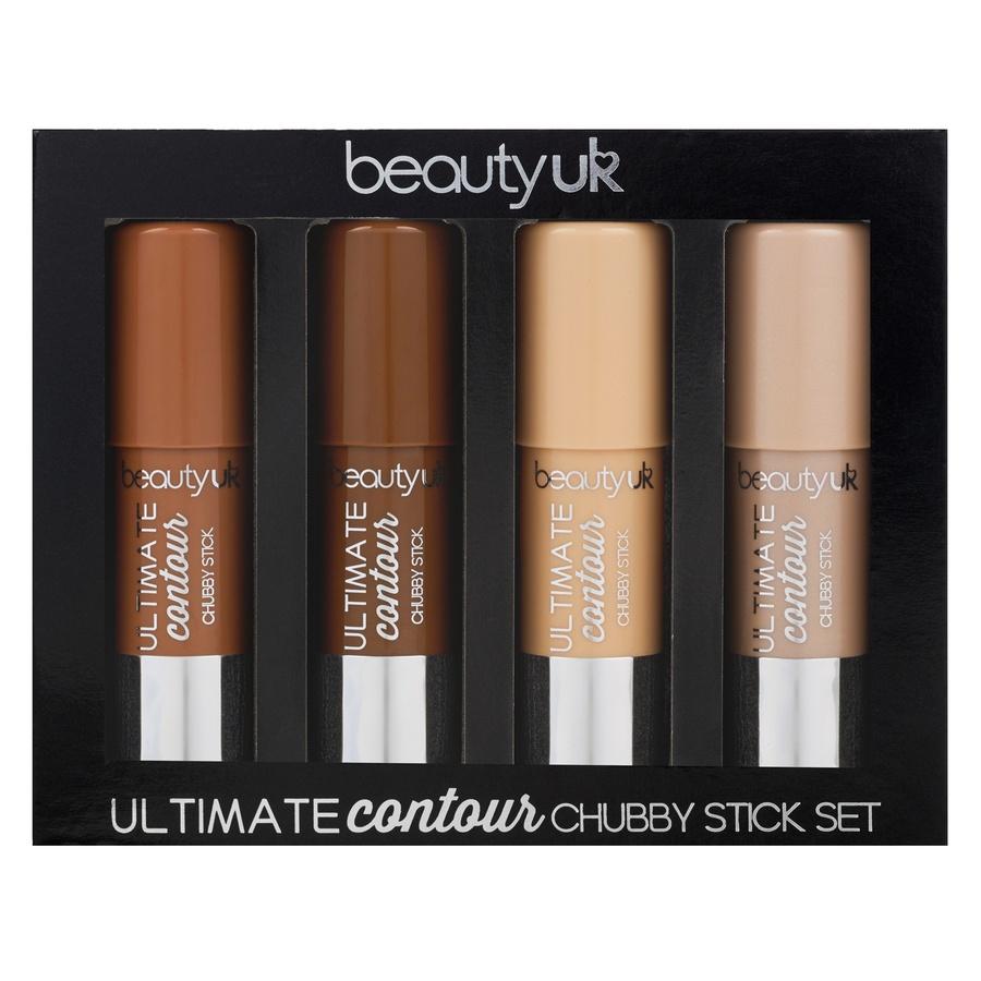 Beauty UK Ultimate Contour Chubby Geschenkset (4 Stück)