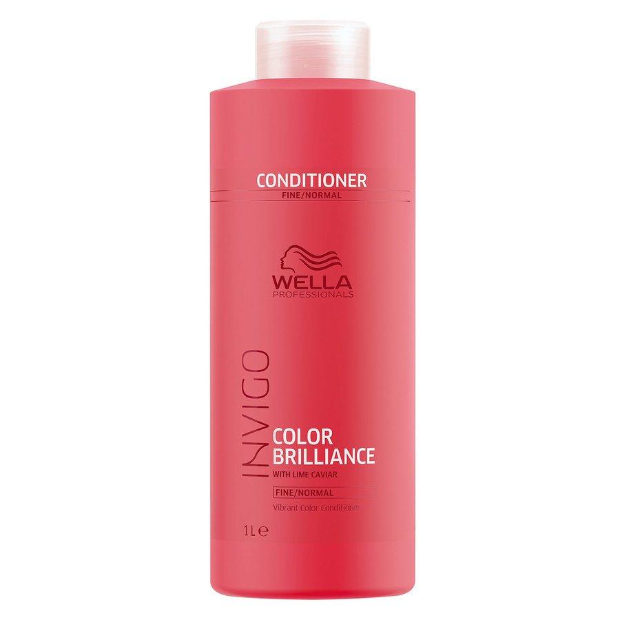 Wella Professionals Invigo Color Brilliance Conditioner Fine Hair (1l)