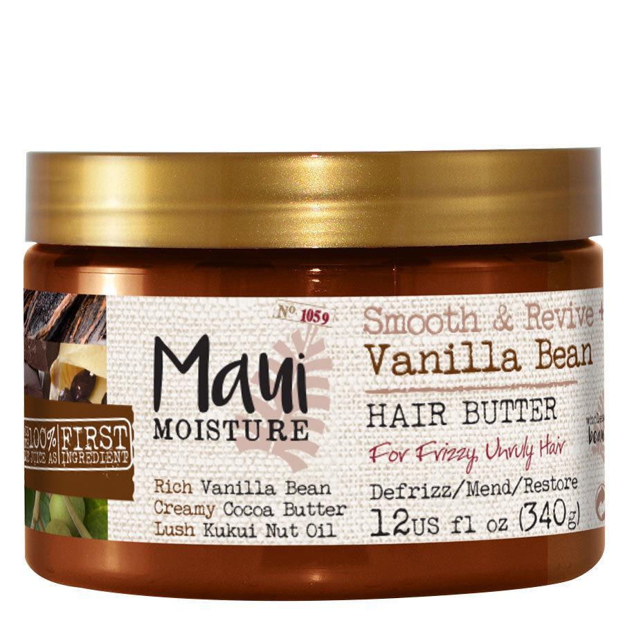 Maui Smooth & Revive + Vanilla Bean Hair Butter 340 g