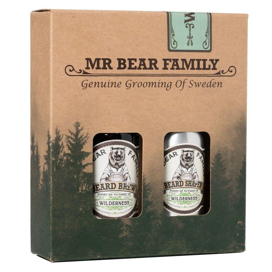 Mr Bear Family Kit Brew & Shaper Wilderness 60 ml + 50 ml
