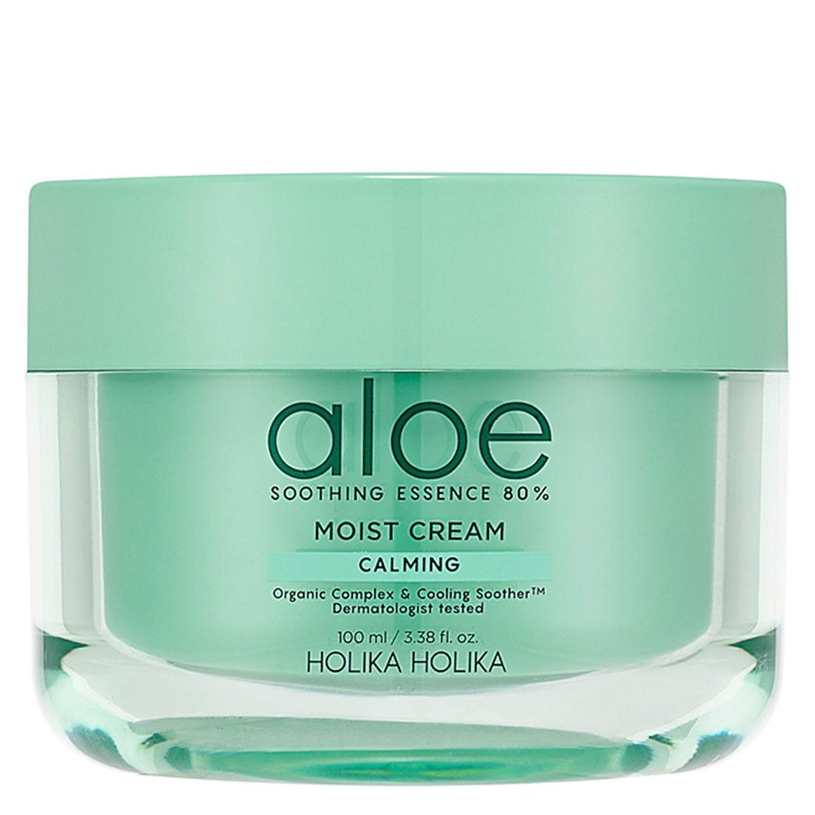 Holika Holika Aloe Soothing Essence 80 % Moist Cream (100 ml)