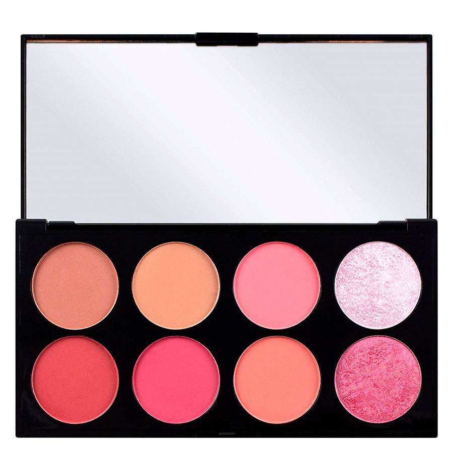 Makeup Revolution Ultra Blush Palette, Sugar and Spice (13 g)