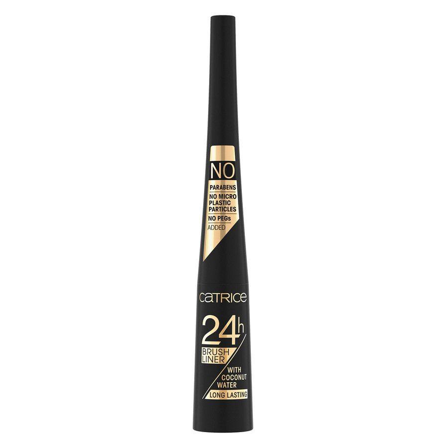 Catrice 24h Brush Liner, 010 Ultra Black 3 ml