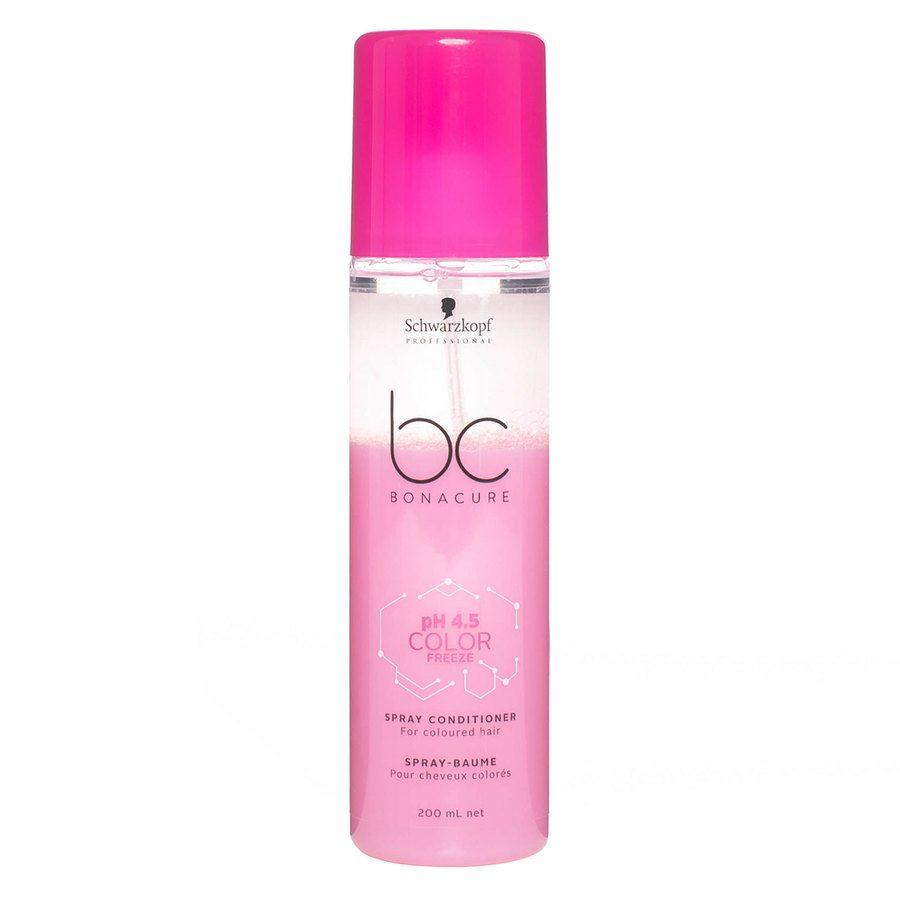 Schwarzkopf BC Bonacure Color Freeze Spray Conditioner (200 ml)