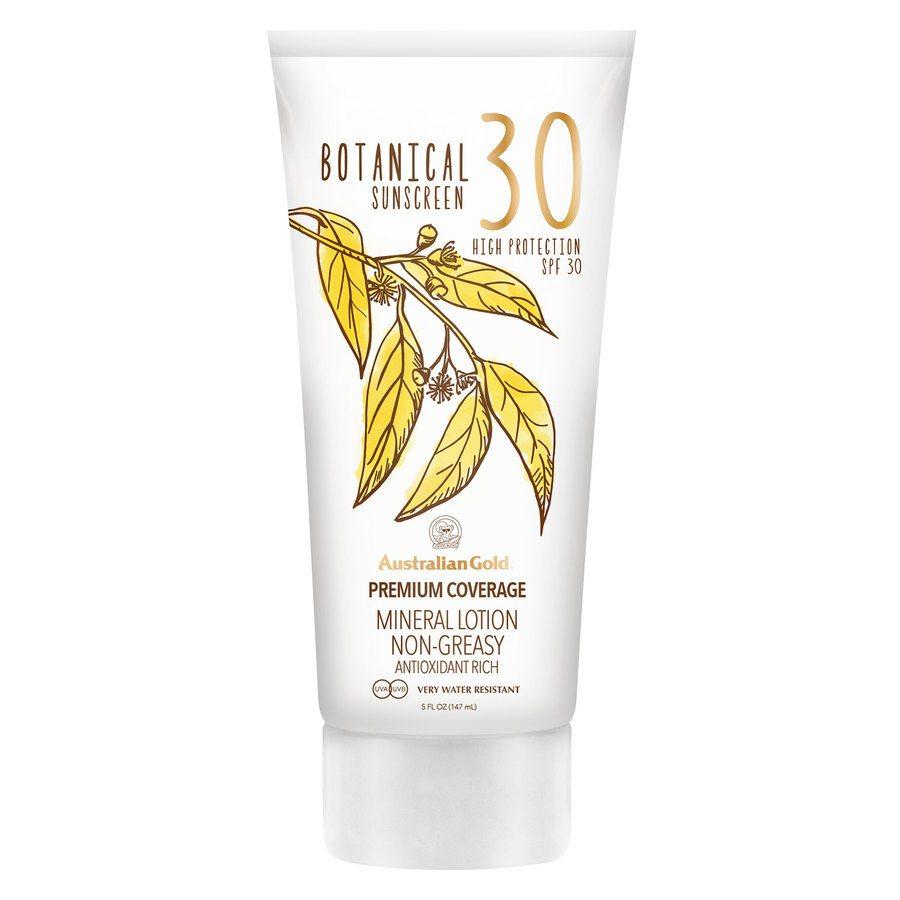 Australian Gold Botanical Sunscreen Lotion, SPF 30 147ml