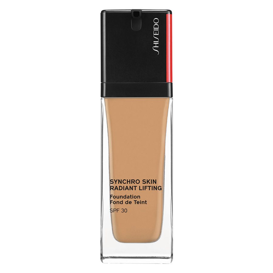 Shiseido Synchro Skin Radiant Lifting Foundation SPF30, 350 Maple 30 ml