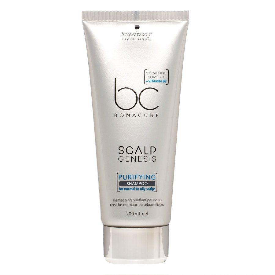 Schwarzkopf BC Bonacure Scalp Genesis Purifying Shampoo (200 ml)