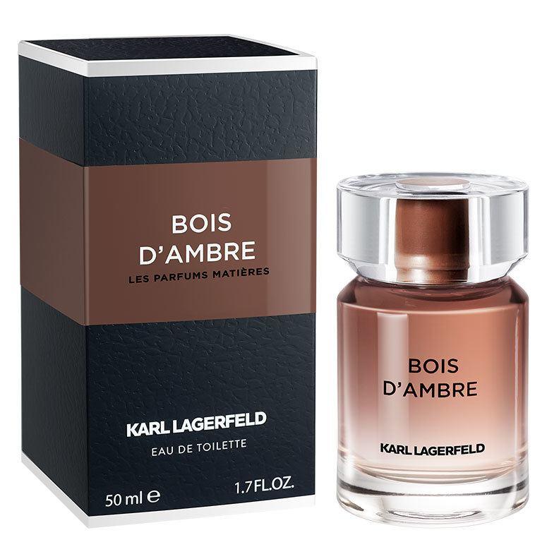 Karl Lagerfeld Bois D'Ambre Eau De Toilette 50ml