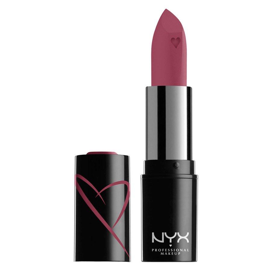 NYX Professional Makeup Shout Loud Lipstick, Love Is A Drug (3,5 g)