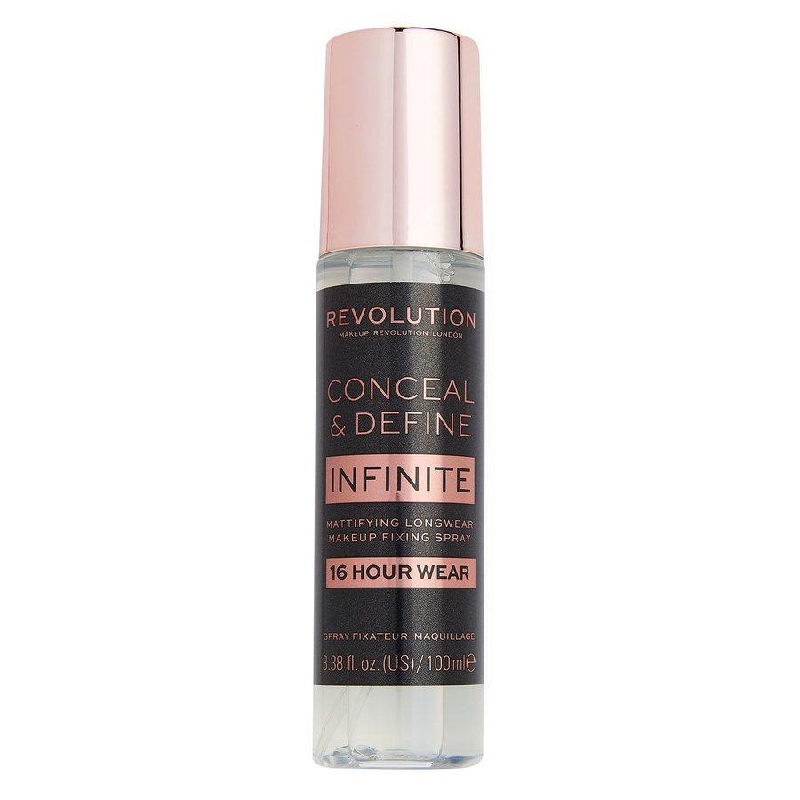 Makeup Revolution Conceal & Define Infinite Fixing Spray (100 ml)