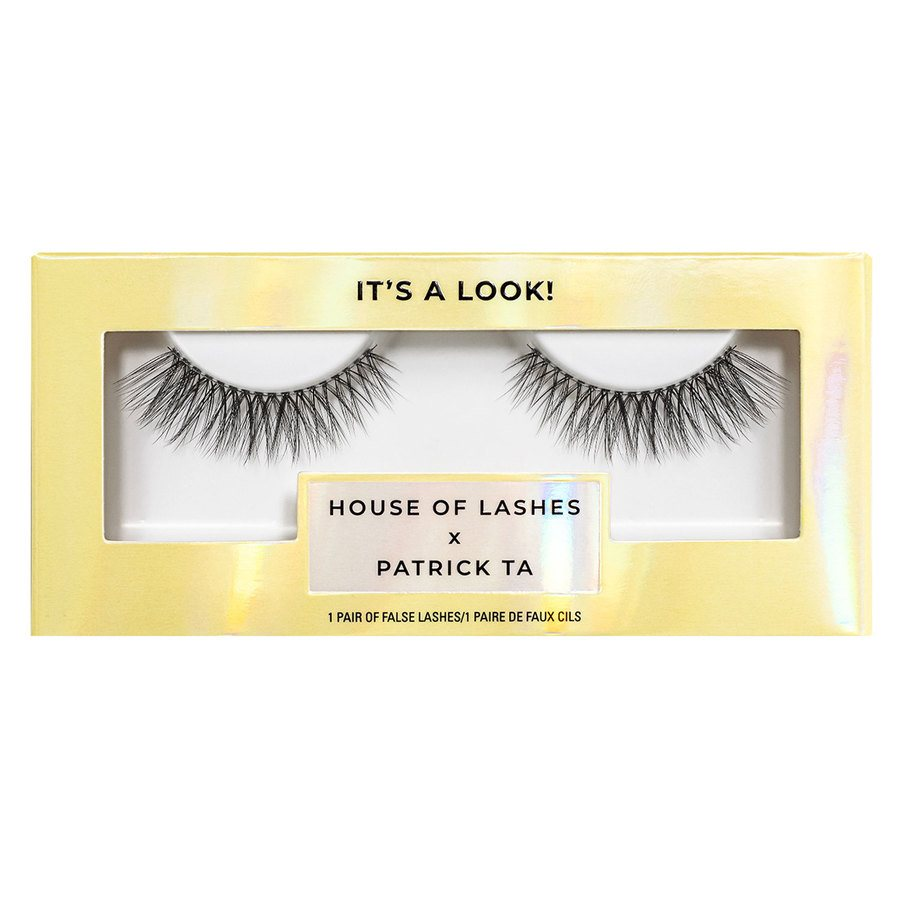 House of Lashes x Patrick Ta It's A Look!
