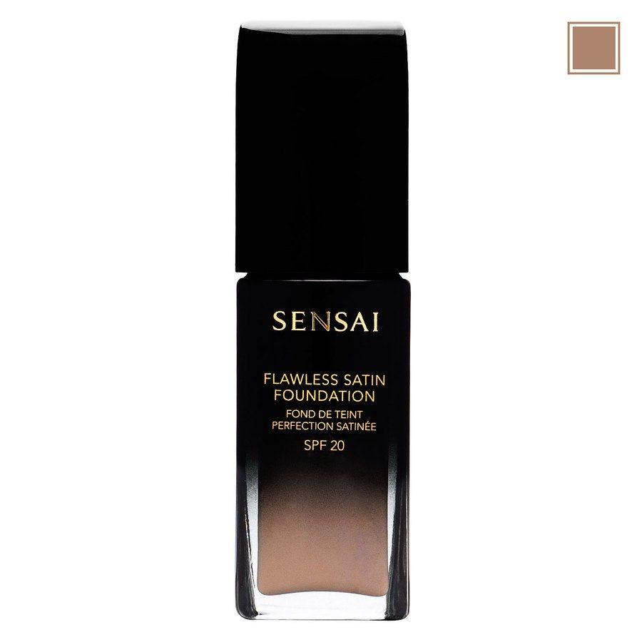 Sensai Flawless Satin Foundation, FS203 Neutral Beige (30ml)