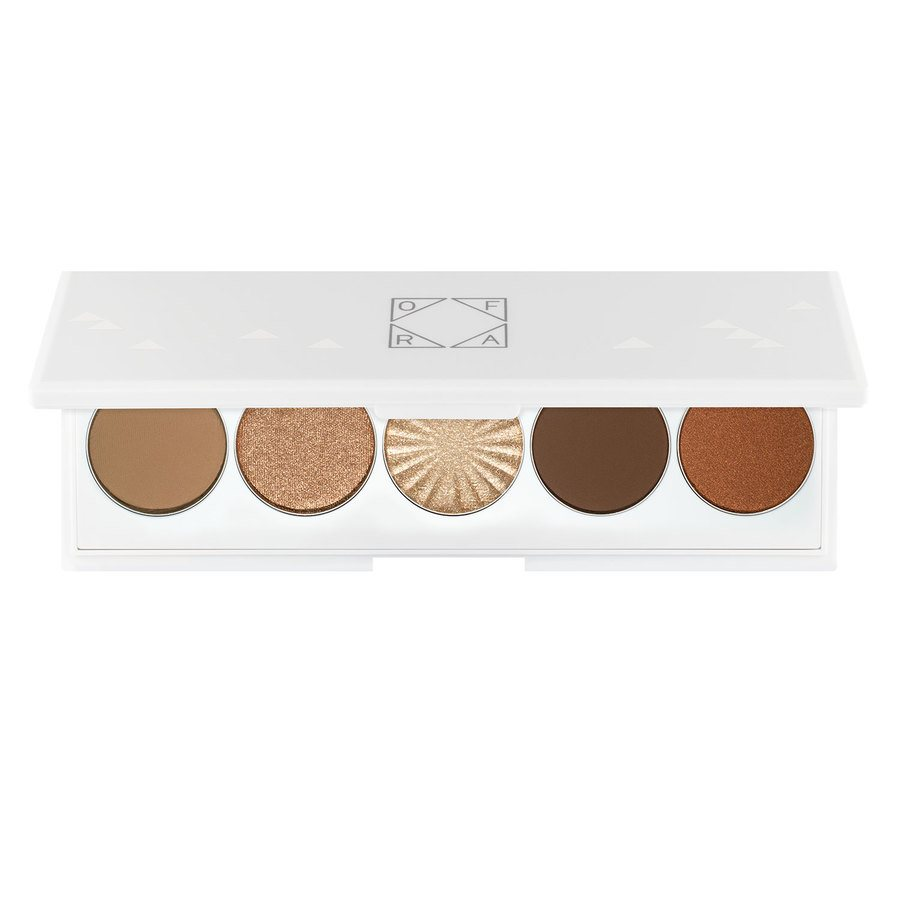 Ofra Signature Eyeshadow Palette, Luxe 5 x 2 g