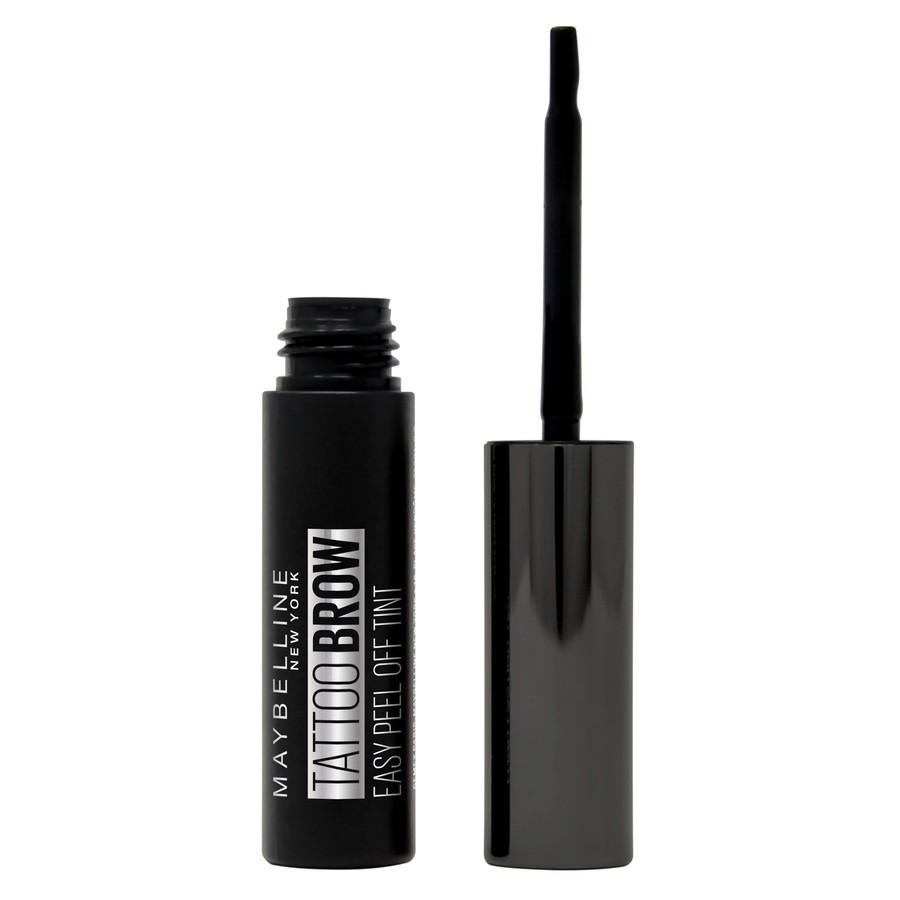 Maybelline Tattoo Brow Peel Off Tint, Black Brown #35 (5 g)