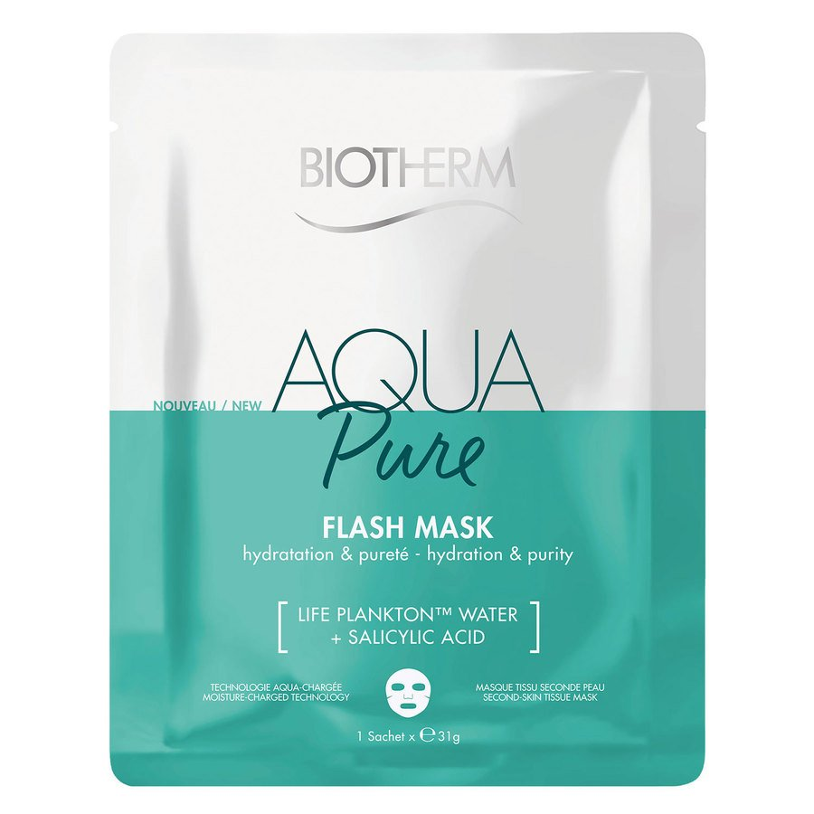 Biotherm Aqua Pure Flash Mask 31g