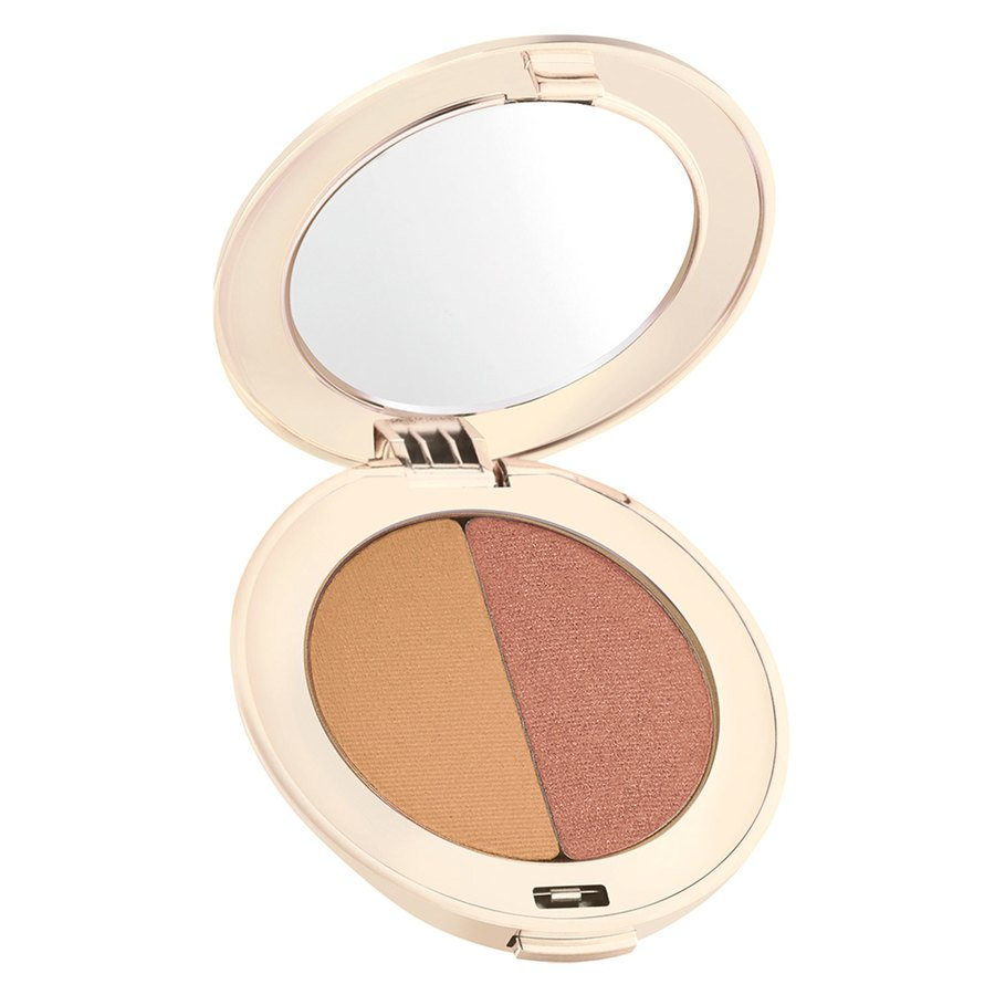 Jane Iredale PurePressed Duo Eye Shadow, Golden Peach 2,8 g