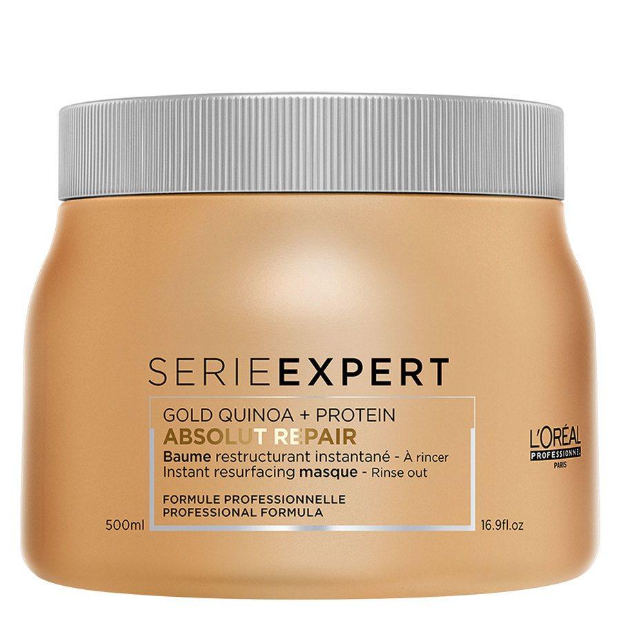 L'Oréal Professionnel Absolut Repair Gold Instant Resurfacing Masque (500 ml)