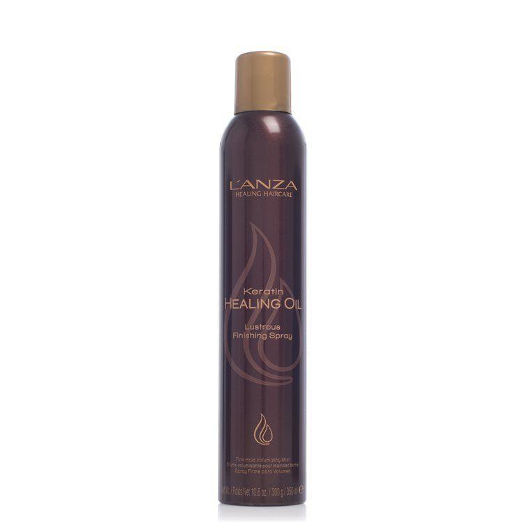 Lanza Keratin Healing Oil Lustrous Finishing Spray Haarspray (350 ml)