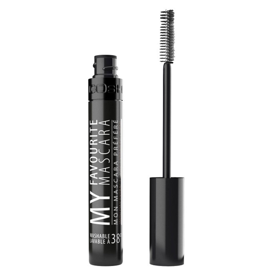 GOSH My Favorite Mascara, #001 Black (10 ml)