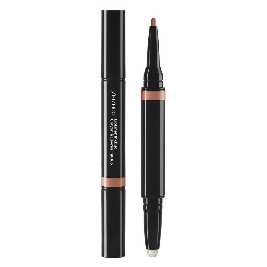 Shiseido LipLiner InkDuo, 02 Beige (1,1 g)
