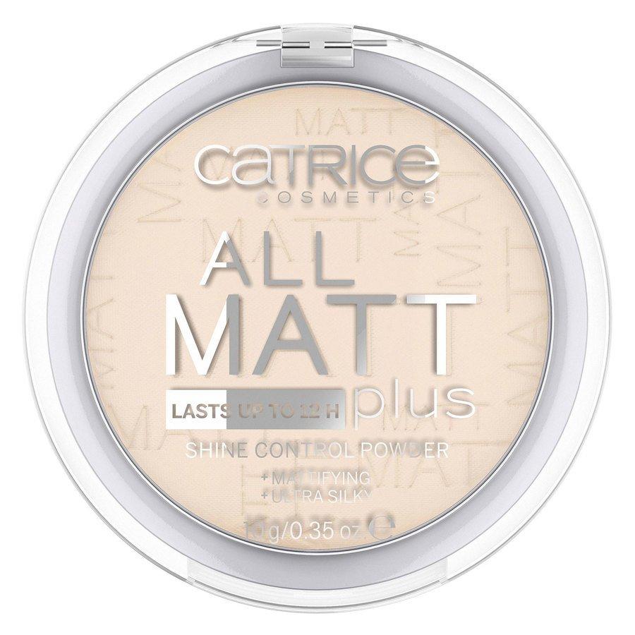 Catrice All Matt Plus Shine Control Powder, 010 Transparent 10 g