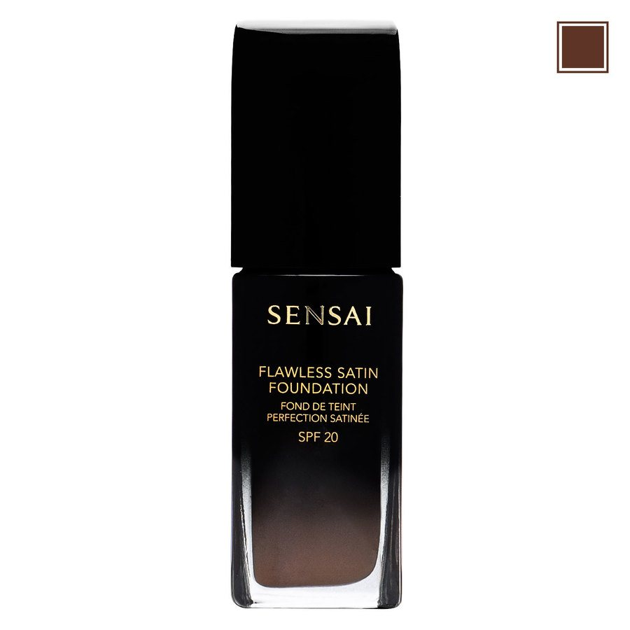 Sensai Flawless Satin Foundation FS206 Brown Beige (30 ml)