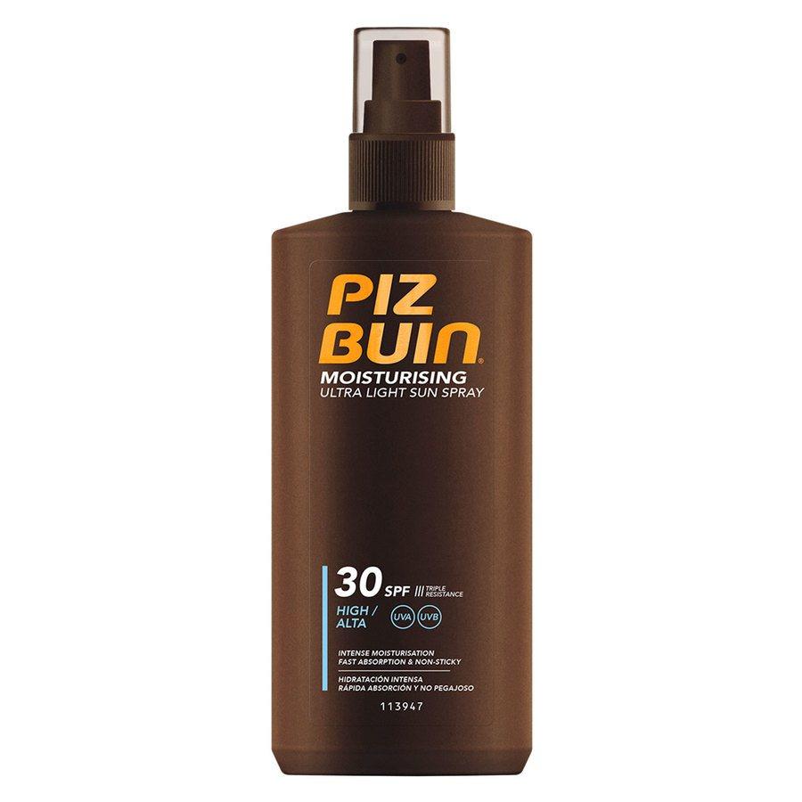 Piz Buin Moisturizing Ultra Light Lotion Spray SPF30 (200ml)