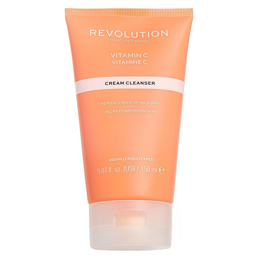 Revolution Skincare Vitamin C Cream Cleanser 150ml