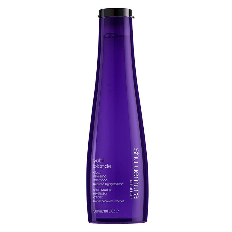 Shu Uemura Art Of Hair Yubi Blonde Glow Revealing Shampoo 300 ml