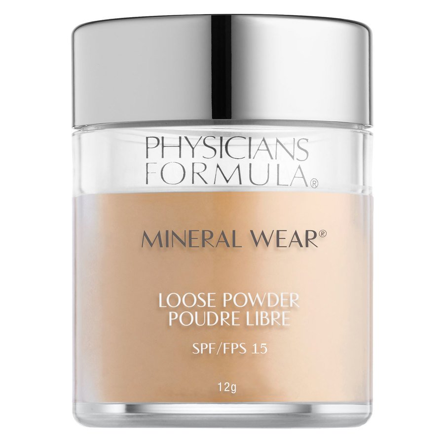 Physicians Formula Mineral Wear® Loose Powder SPF16, Creamy Natural 12g