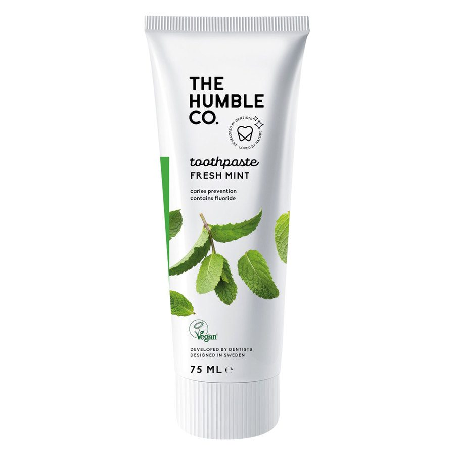 The Humble Co Humble Natural Toothpaste, Fresh Mint 75ml