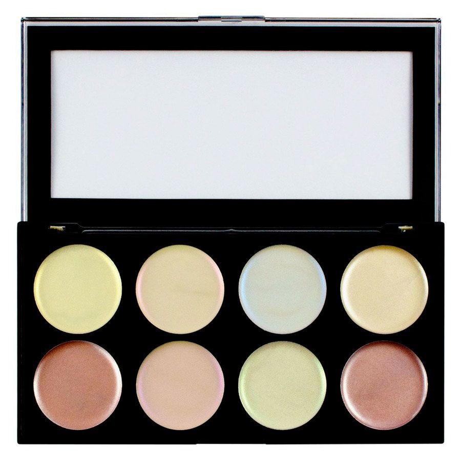 Makeup Revolution Ultra Strobe Balm, Palette (12 g)