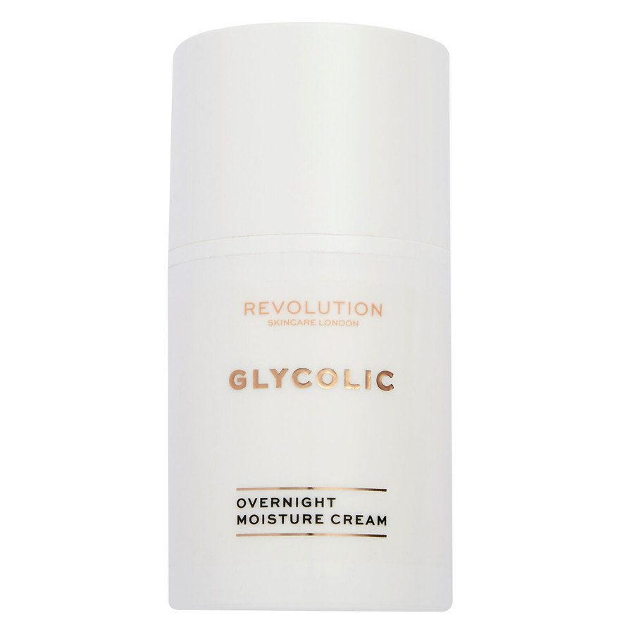 Revolution Beauty Revolution Skincare Glycolic Acid Glow Overnight Cream 50ml