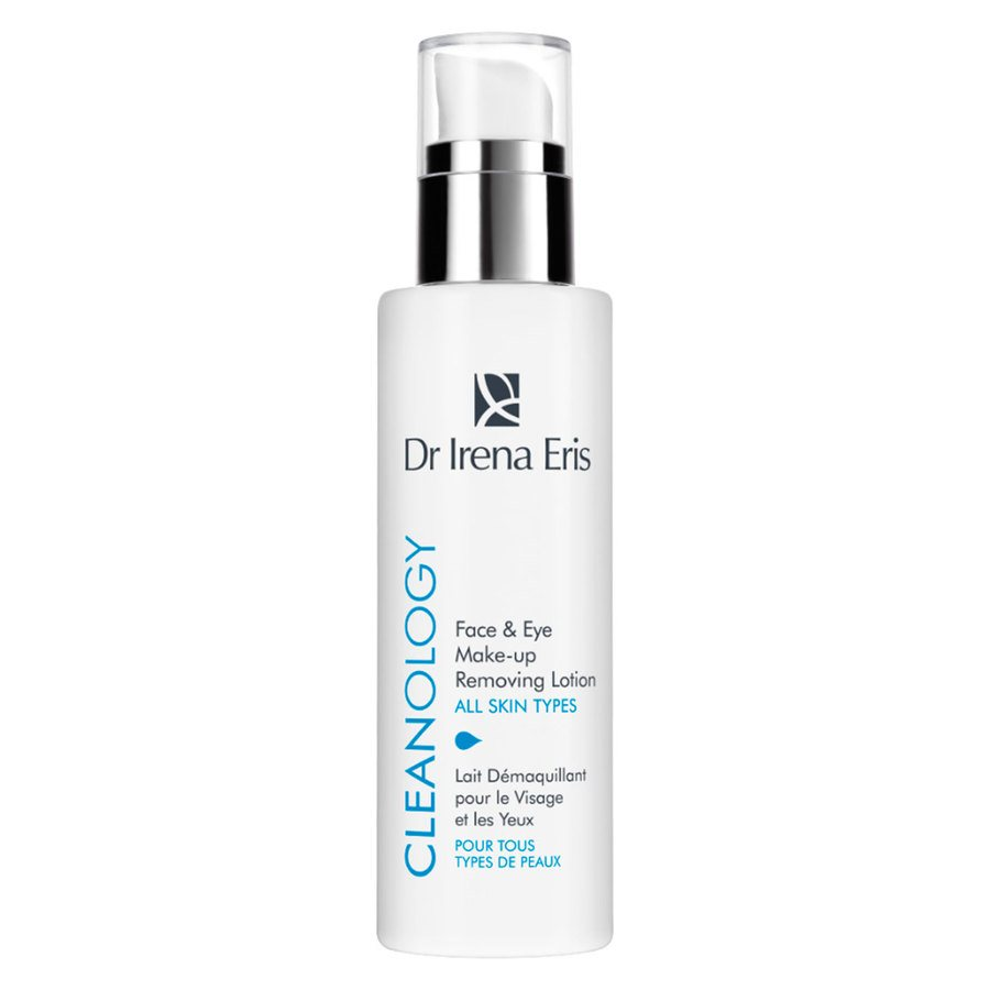 Dr. Irena Eris Cleanology Face & Eye Make-Up Removing Lotion 200 ml