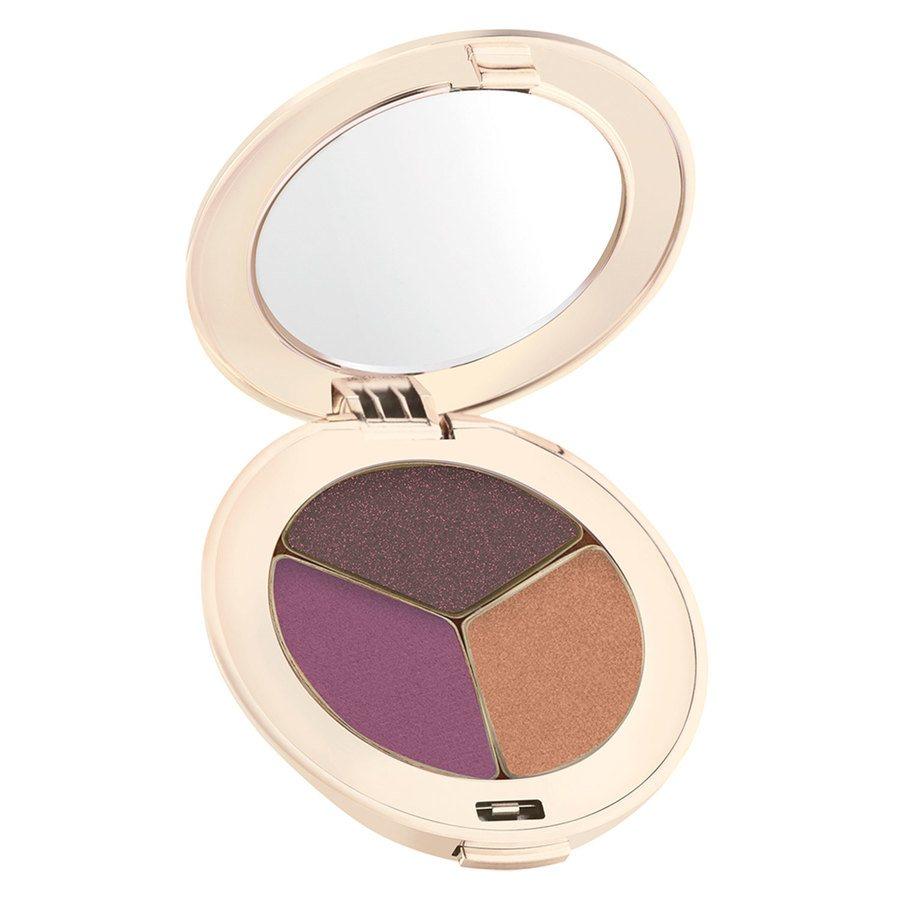 Jane Iredale PurePressed Triple Eye Shadow, Ravishing 2,8 g
