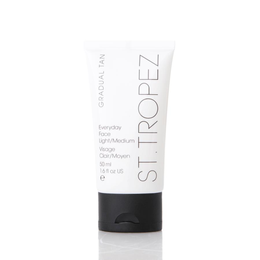 St. Tropez Gradual Tan Everyday Face (50 ml), Light/Medium