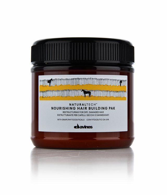 Davines NATURAL TECH Nourishing Hair Building Pak (250 ml)