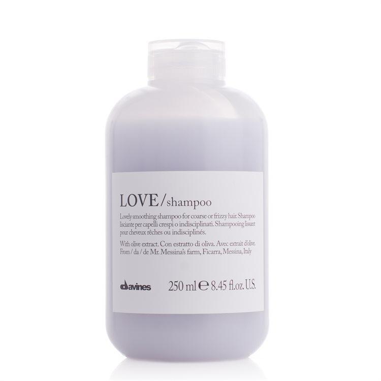 Davines LOVE Shampoo Harsh & Frizzy Hair für raues Haar & Frizz (250 ml)