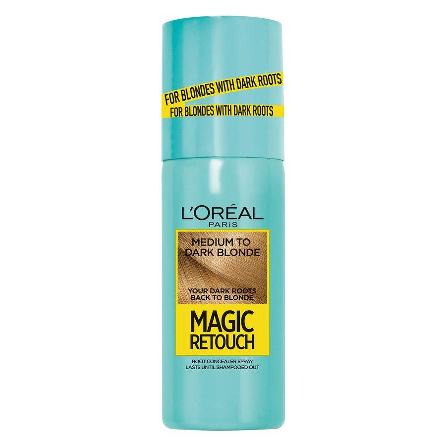L'Oréal Paris Magic Retouch Medium To Dark Blonde 75 ml