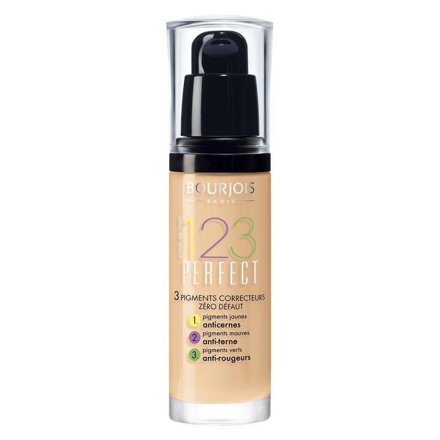 Bourjois 1,2,3 Perfect Foundation, 54 Beige (30 ml)