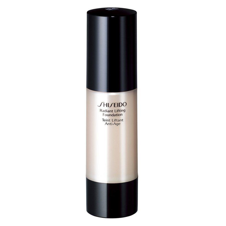 Shiseido Radiant Lifting Foundation SPF15 #WB60, Warm Beige Deep (30 ml)