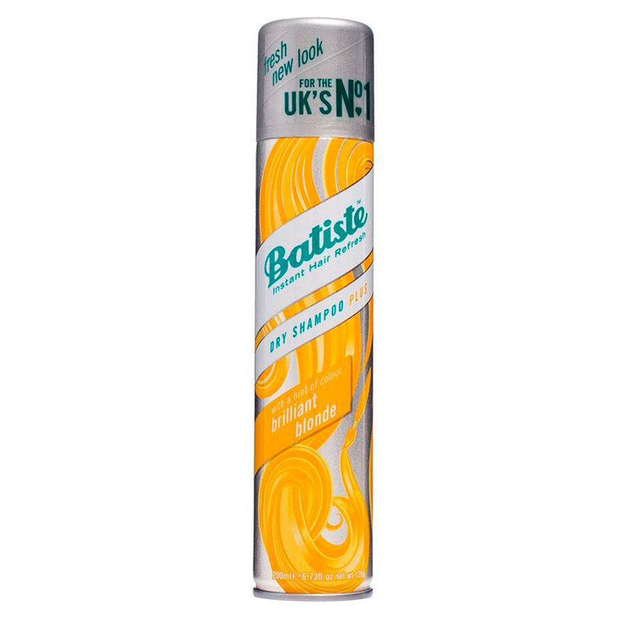 Batiste Dry Shampoo Plus Brilliant Blonde (200 ml)
