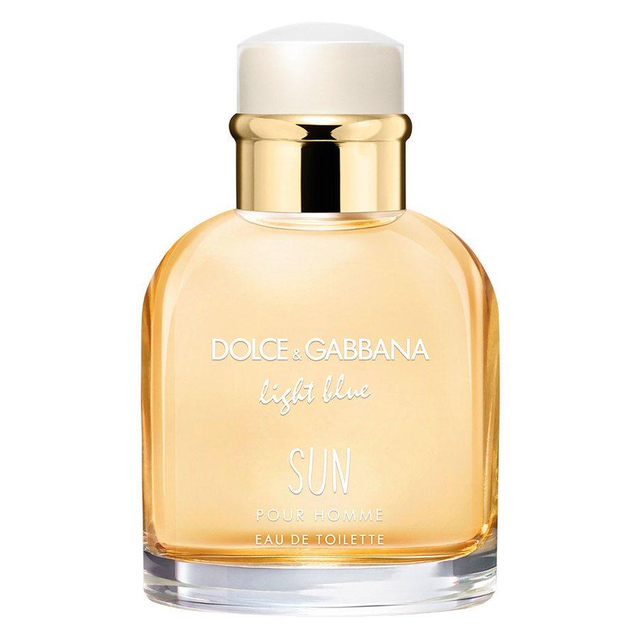Dolce & Gabbana Light Blue Sun Pour Homme Eau De Toilette (75ml)