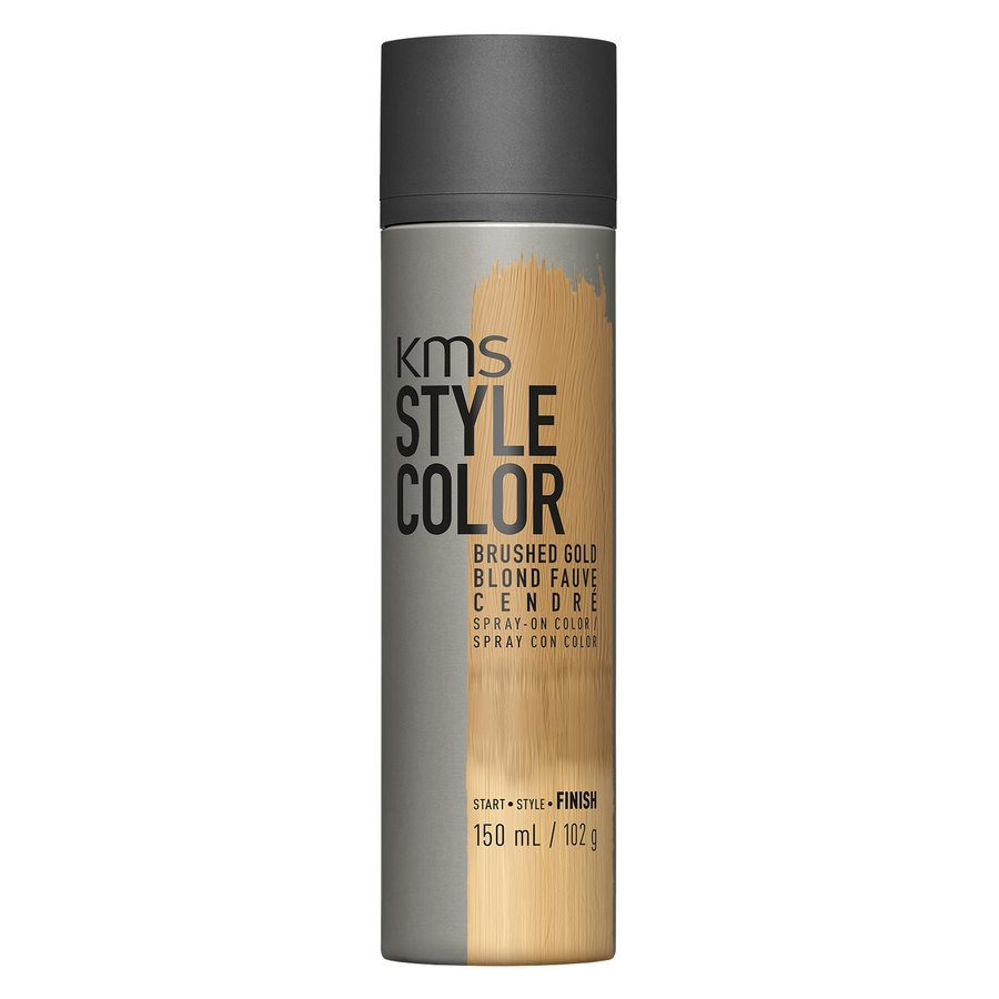 KMS StyleColor, Brushed Gold (150ml)