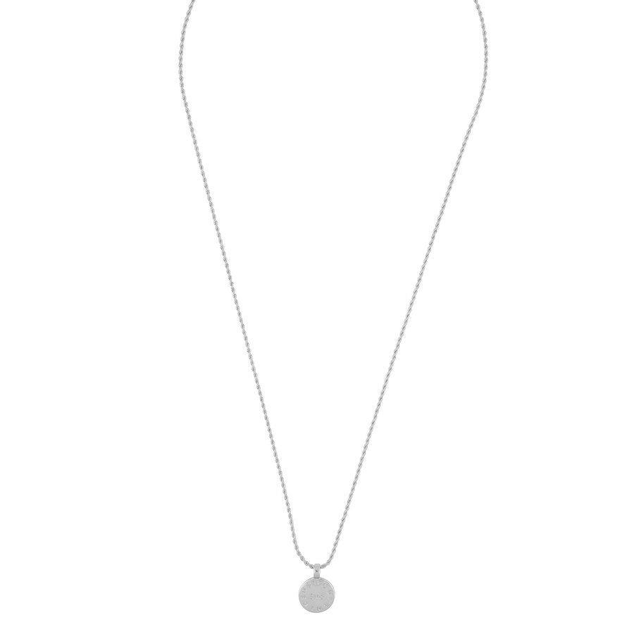 Snö Of Sweden Madeleine Pendant Neck 60 Plain Silver
